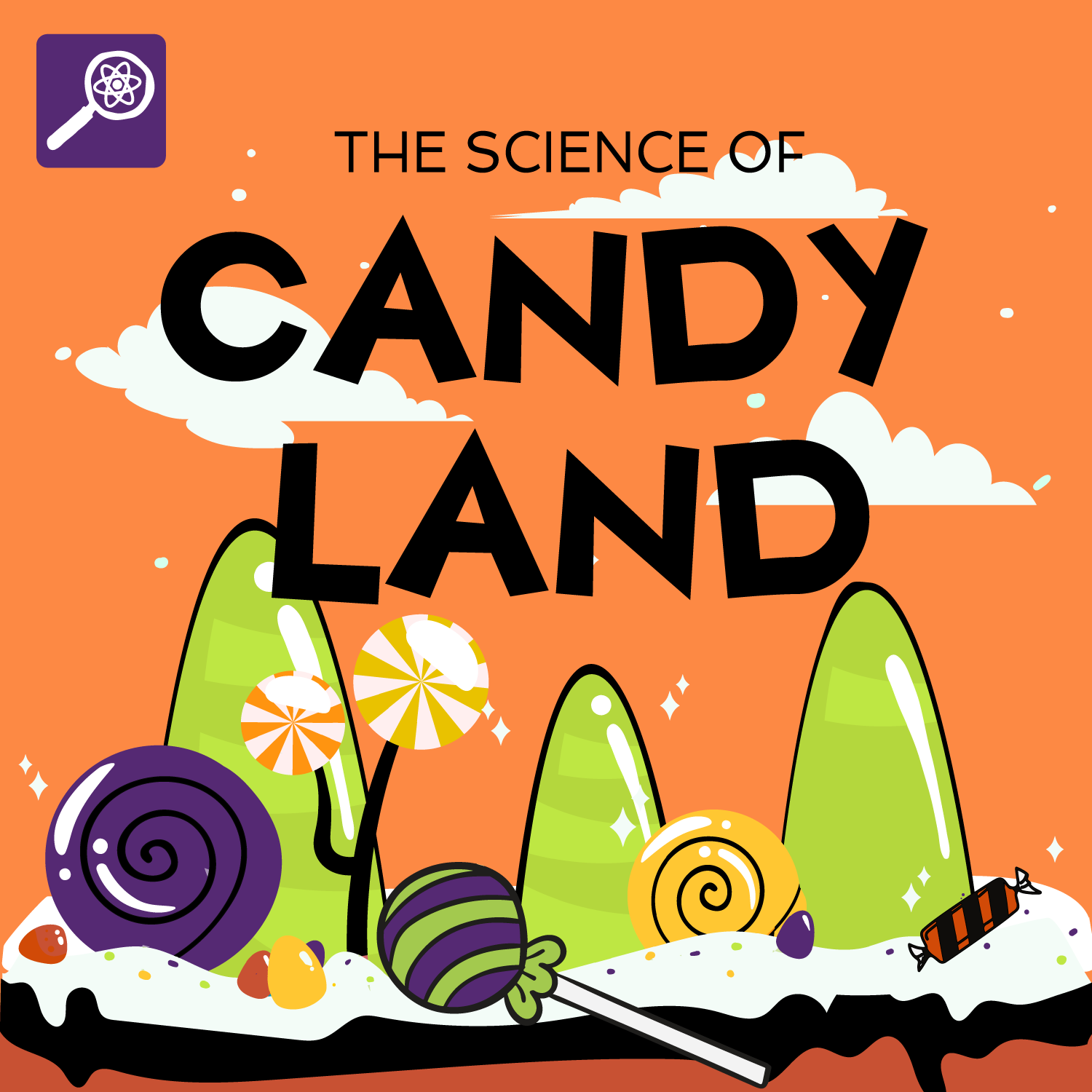 The Science of Candy Land