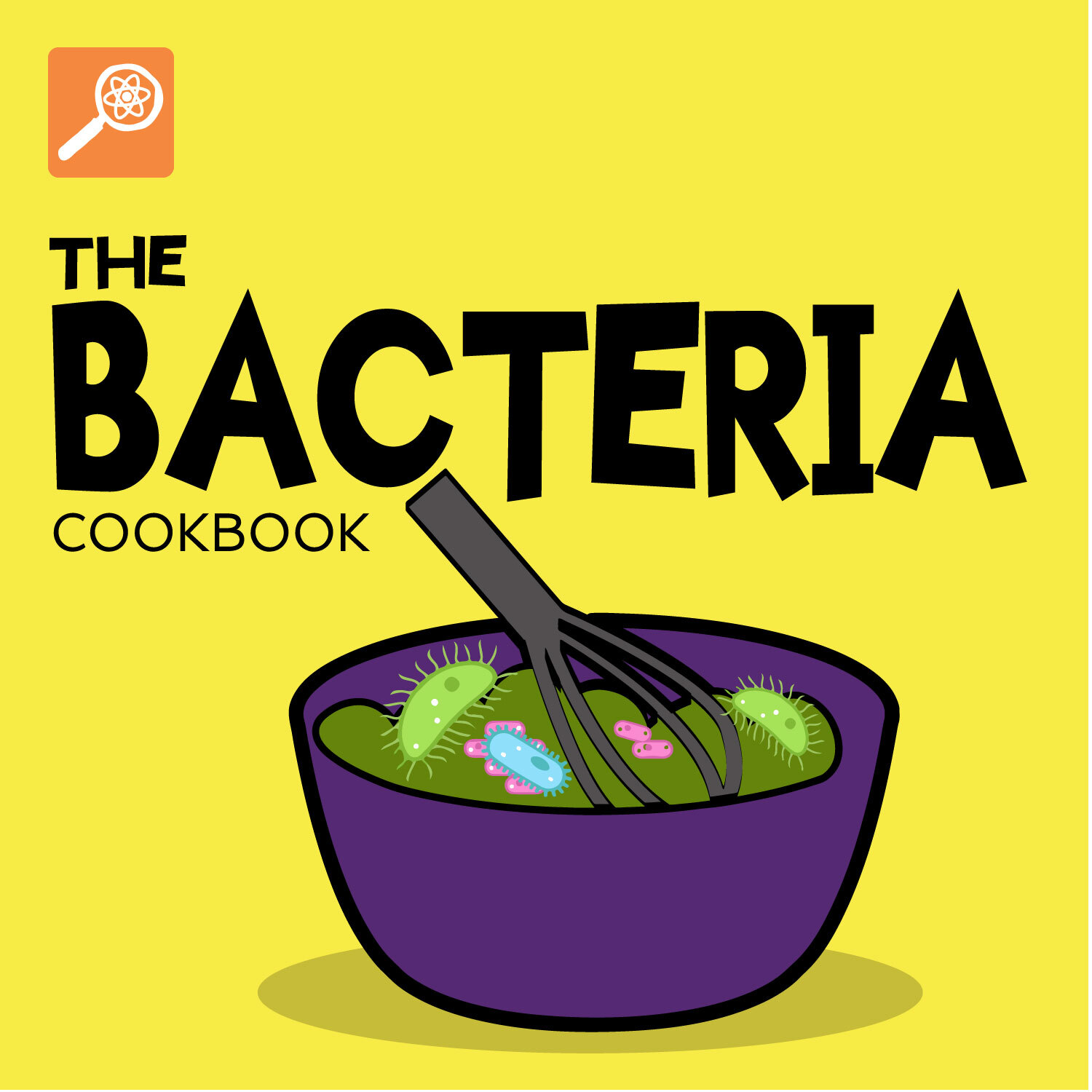 The Bacteria Cookbook