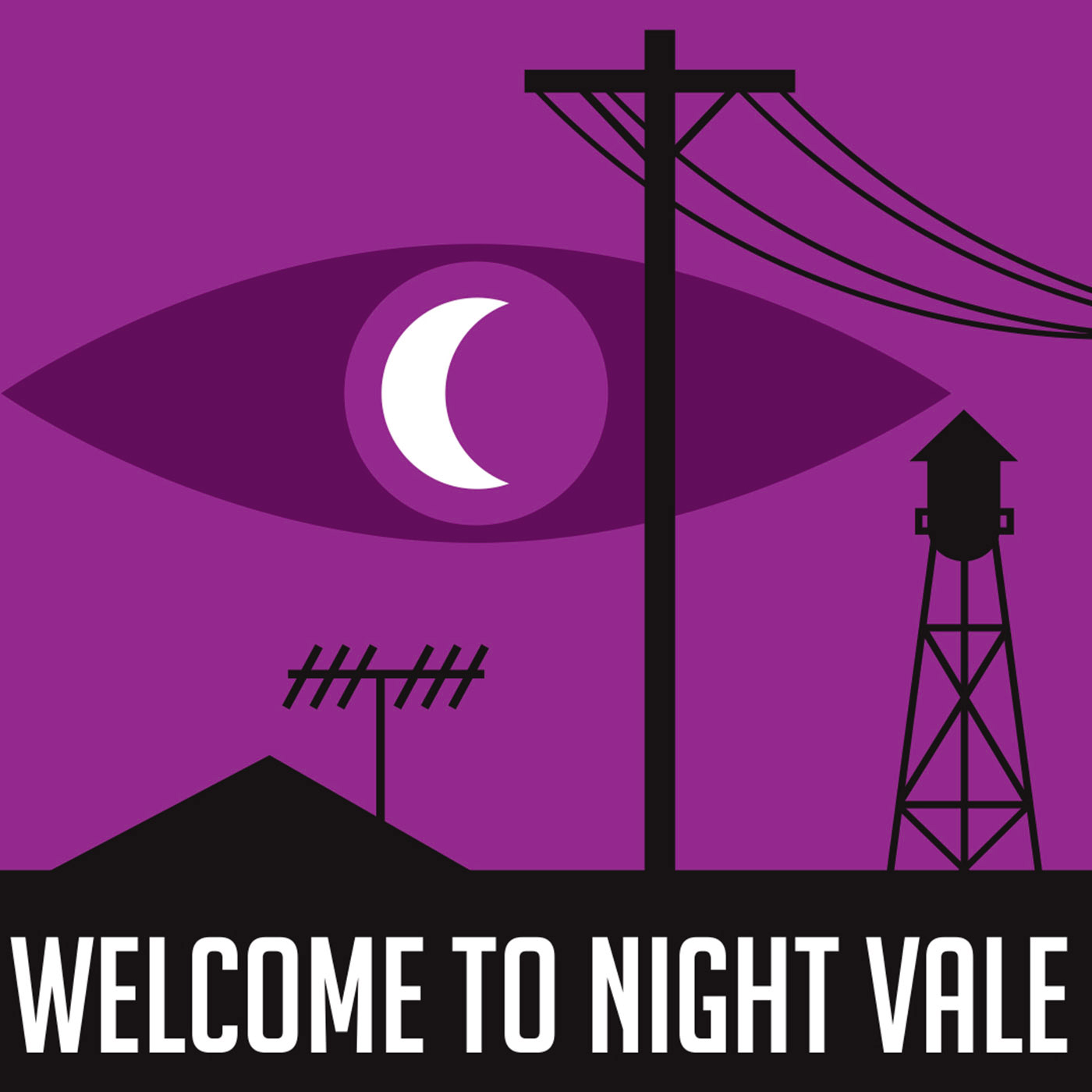 """""""Welcome to Night Vale"""" Podcast"""