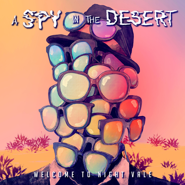 A Spy in the Desert, Excerpt 2