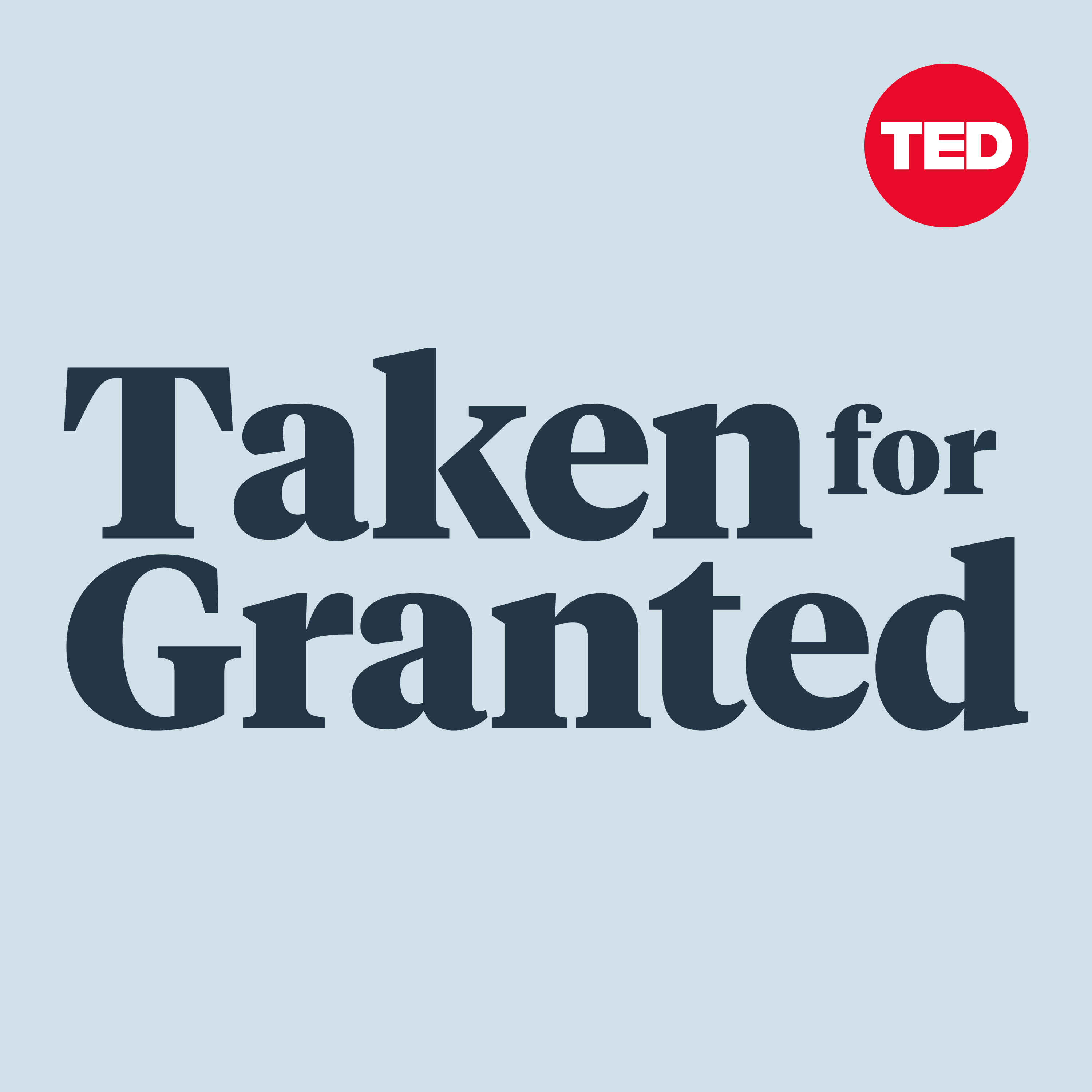 Taken for Granted: Malcolm Gladwell Questions Everything