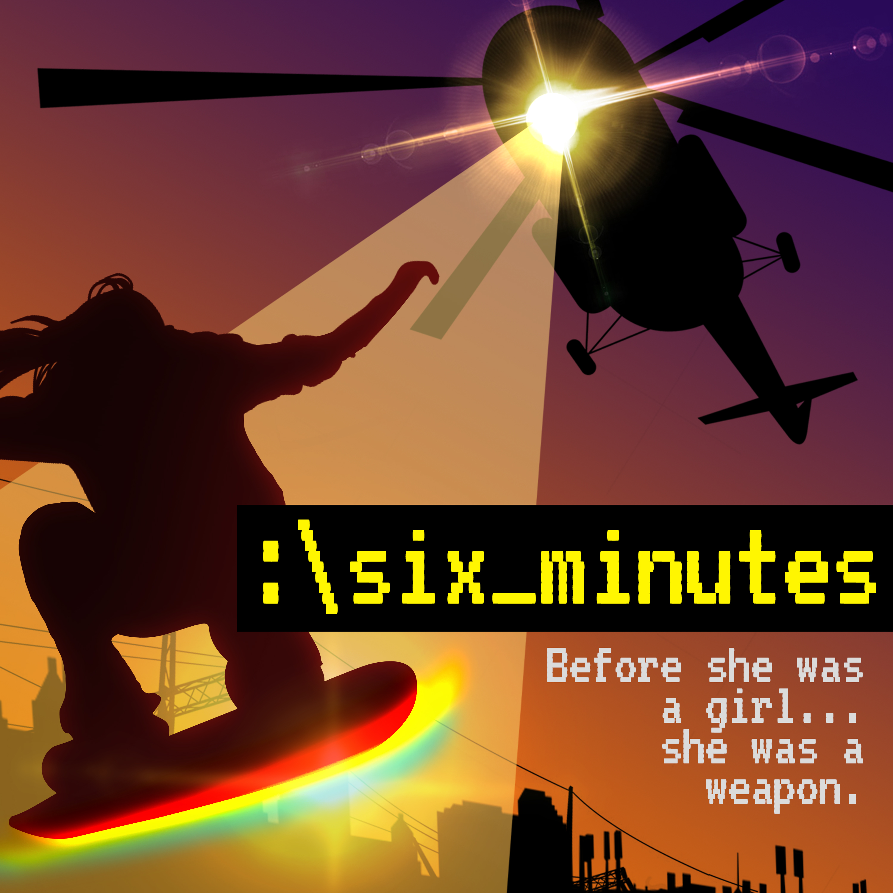 EP134: Six Minutes Hardwired