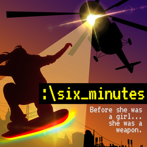 """    Six Minutes "" Podcast"