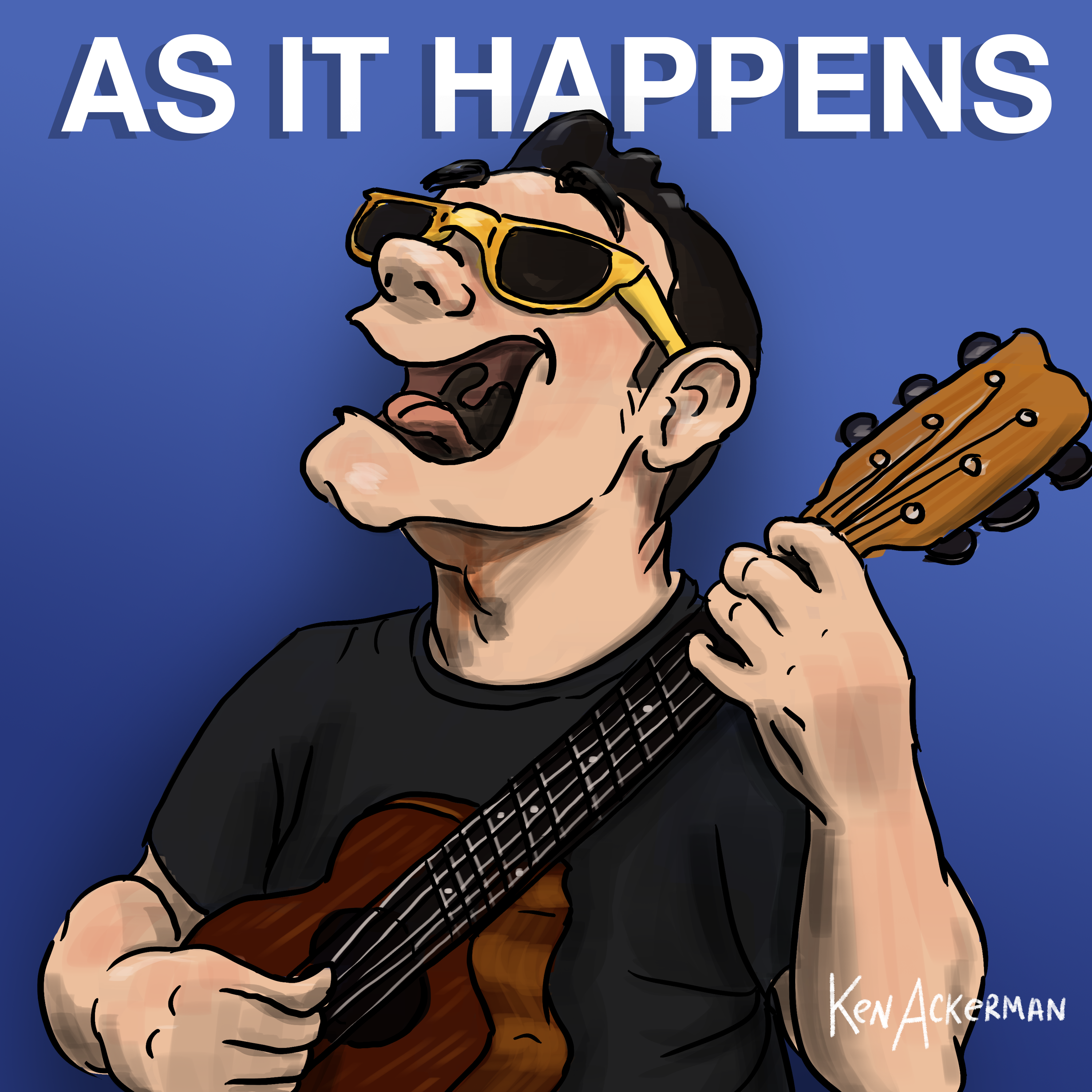 881 - As It Happens : A Song a Day Crossover
