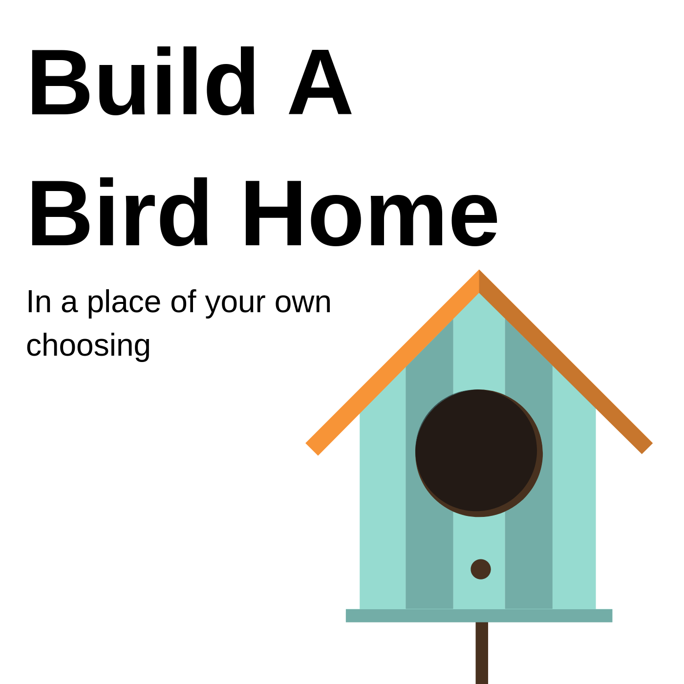738 - Build a Bird Home