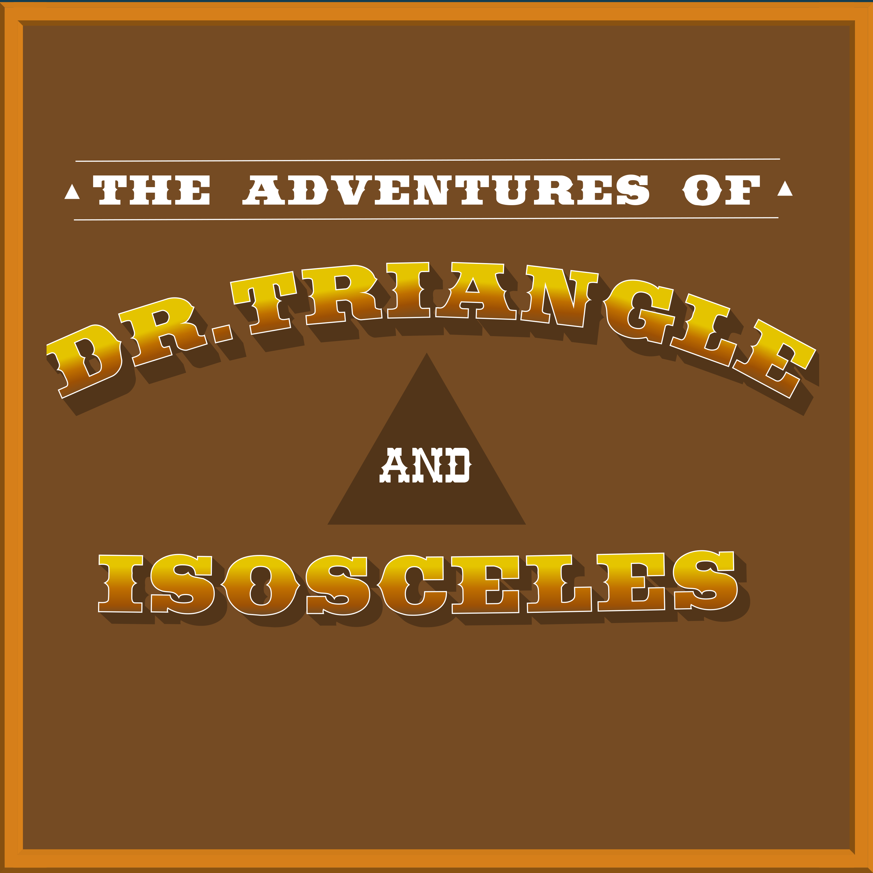 807 - Census Party | The Adventures of Dr. Triangle and Isosceles Ep5