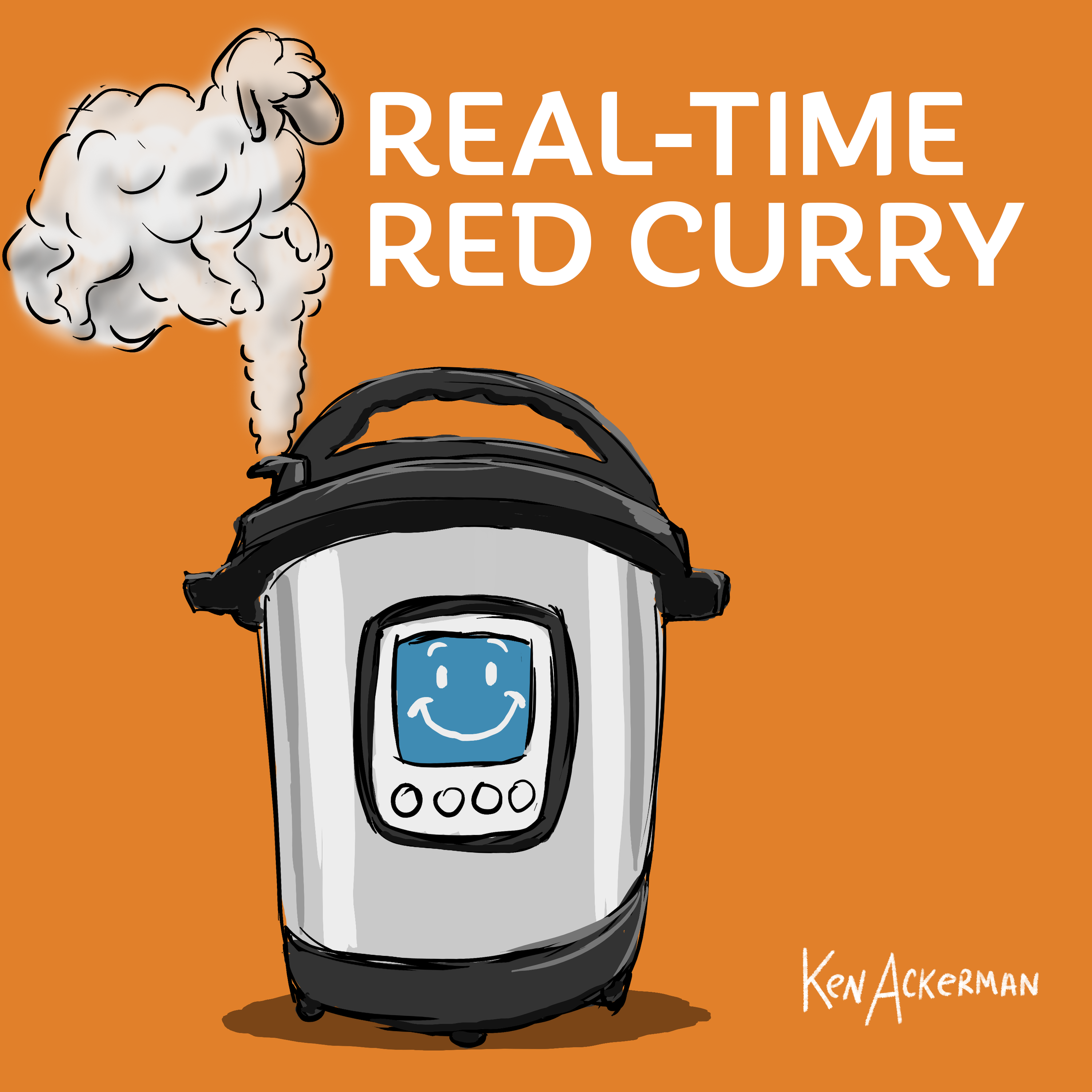 841 - Red Curry and Jasmine Rice | Real Time Recipes