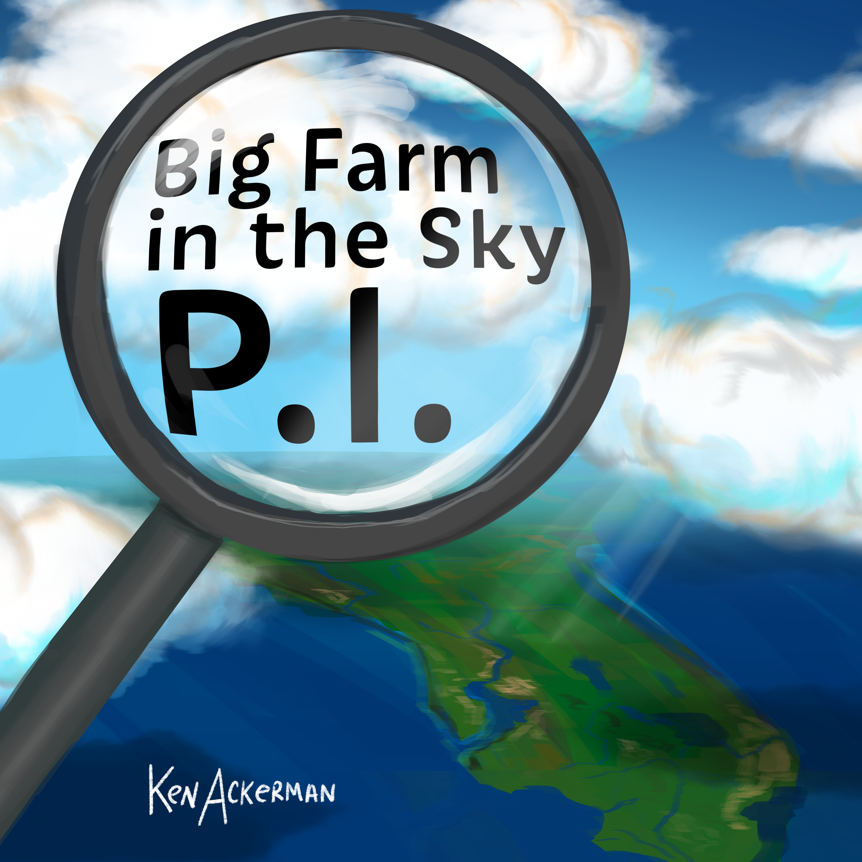 764 - Case of the Hickory Hangout | Big Farm in the Sky P.I. S2 E8