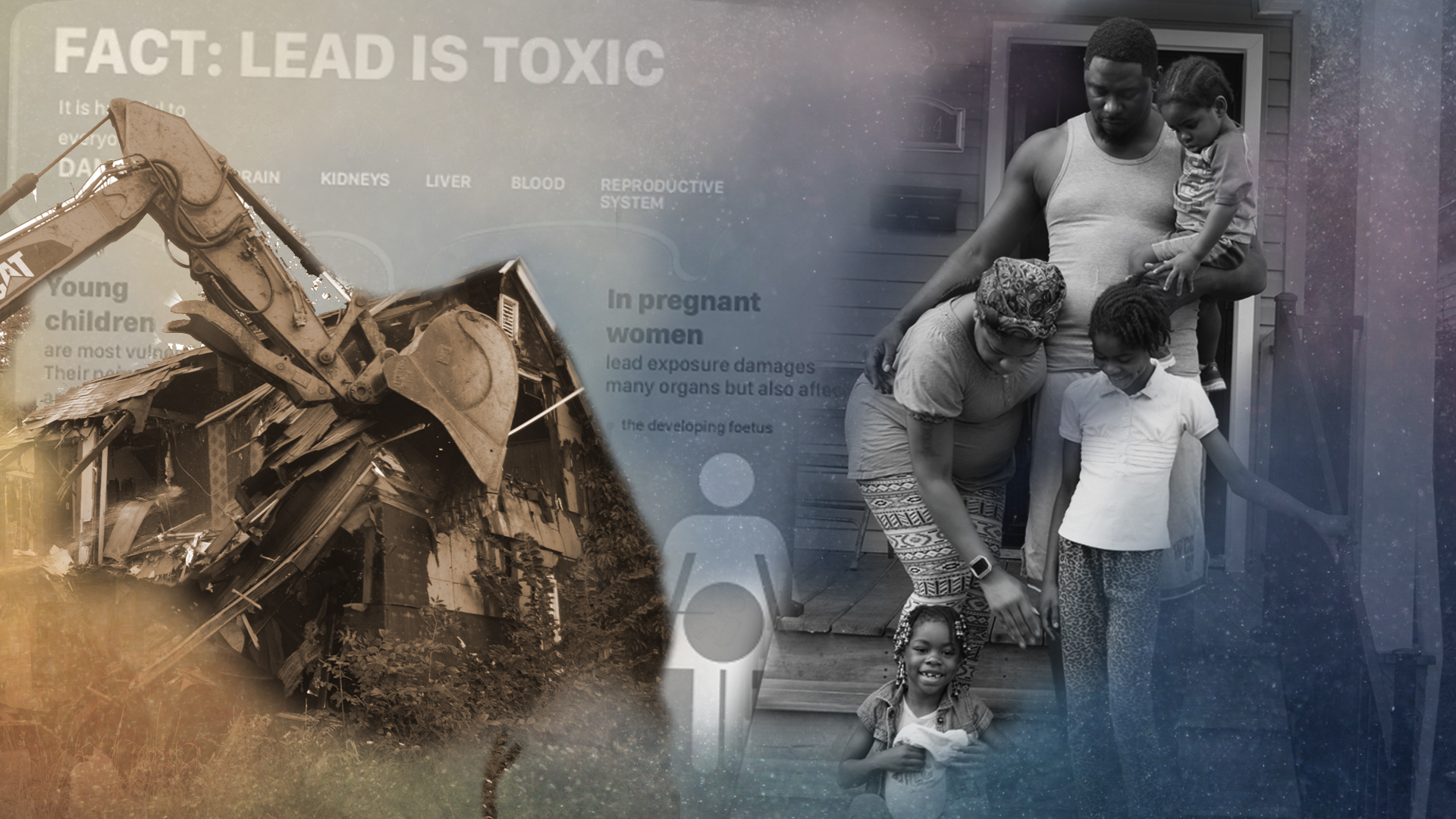 Poisoned, ignored and evicted: The perils of living with lead