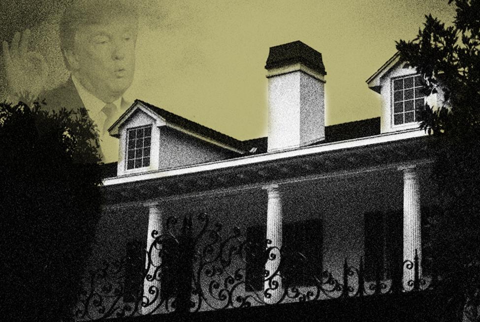 Trump's Mystery Mansion
