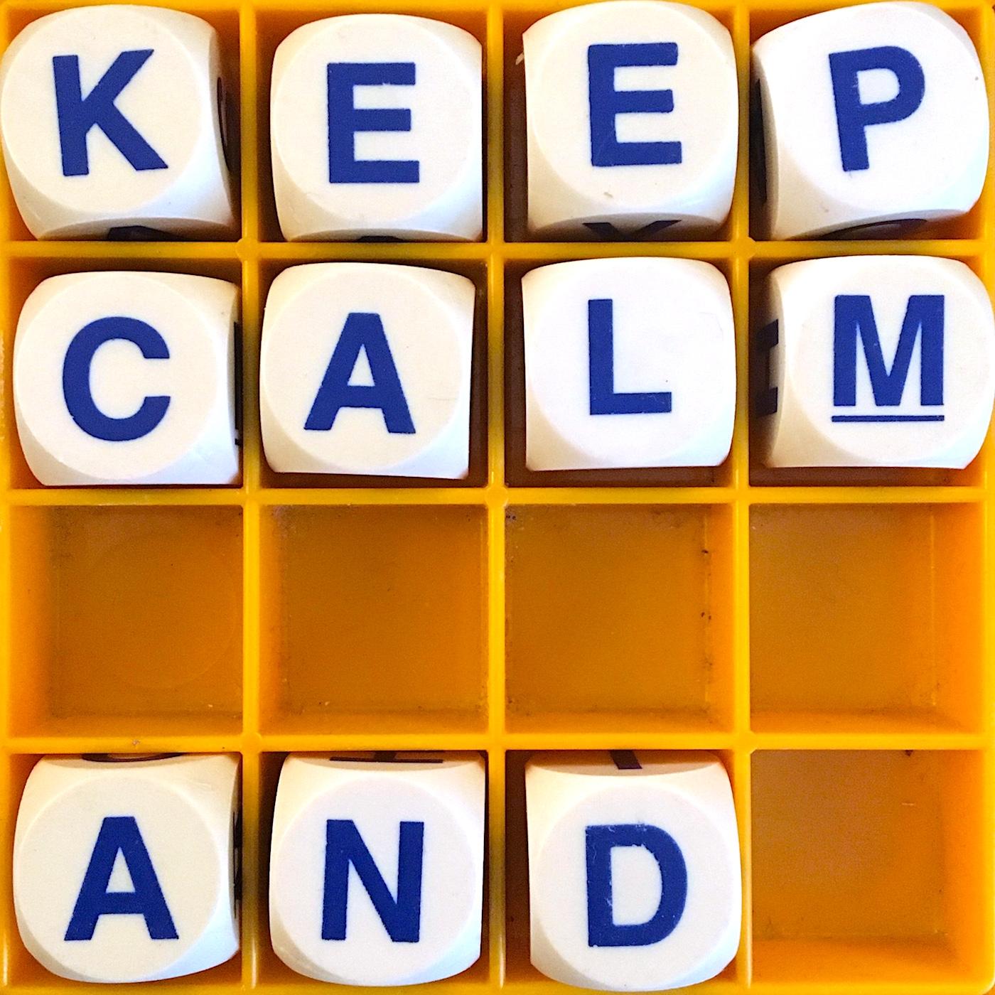 115. Keep Calm and