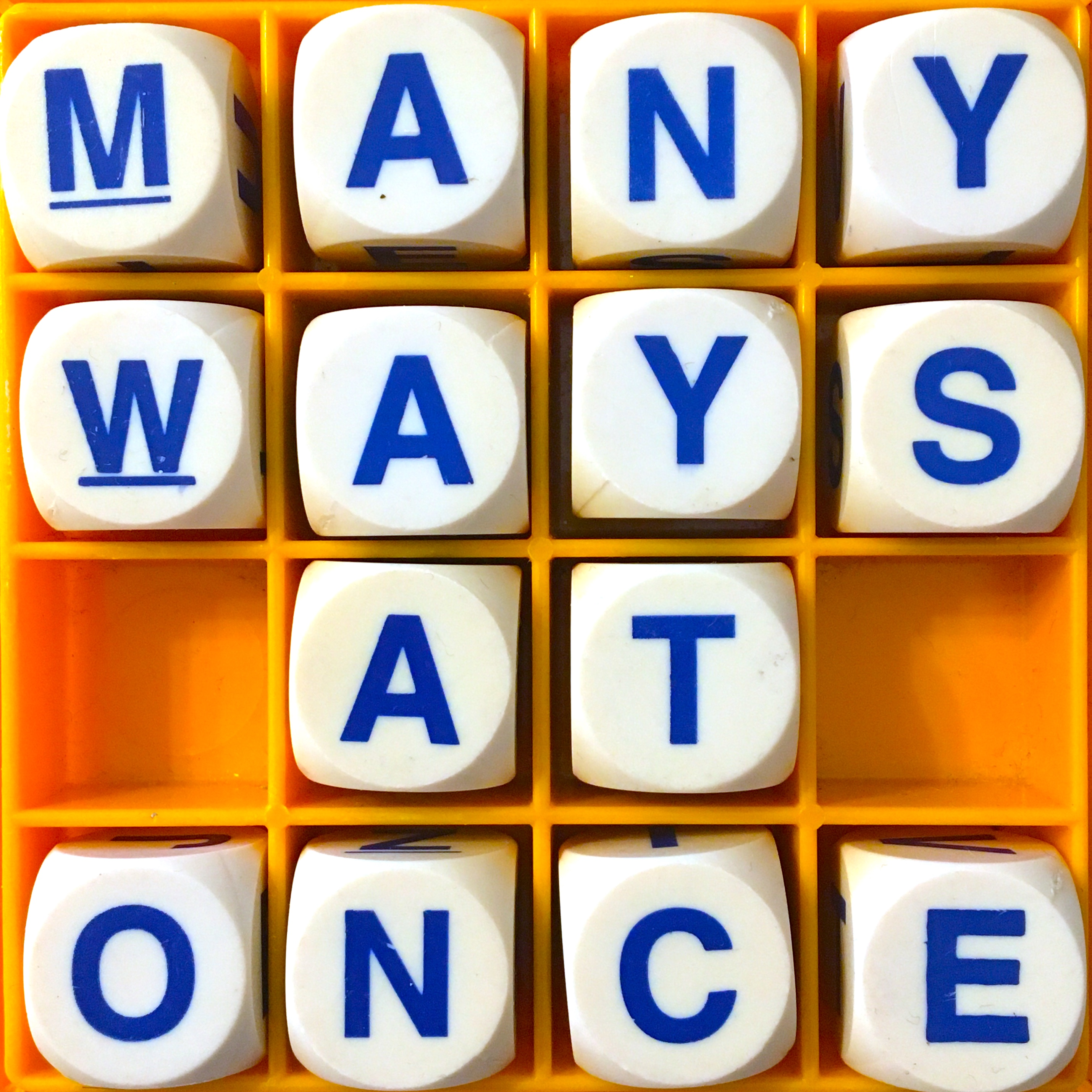 117. Many Ways At Once