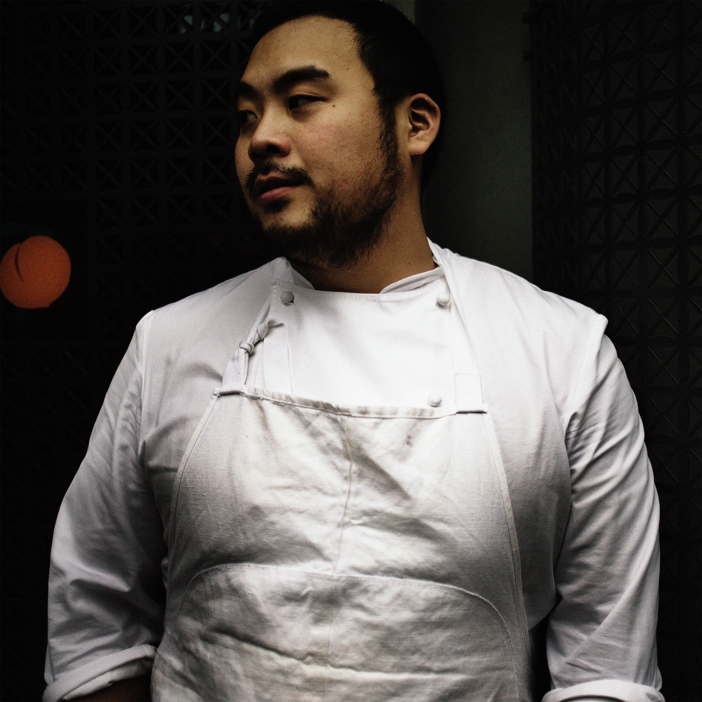 30. Restaurateur and chef David Chang