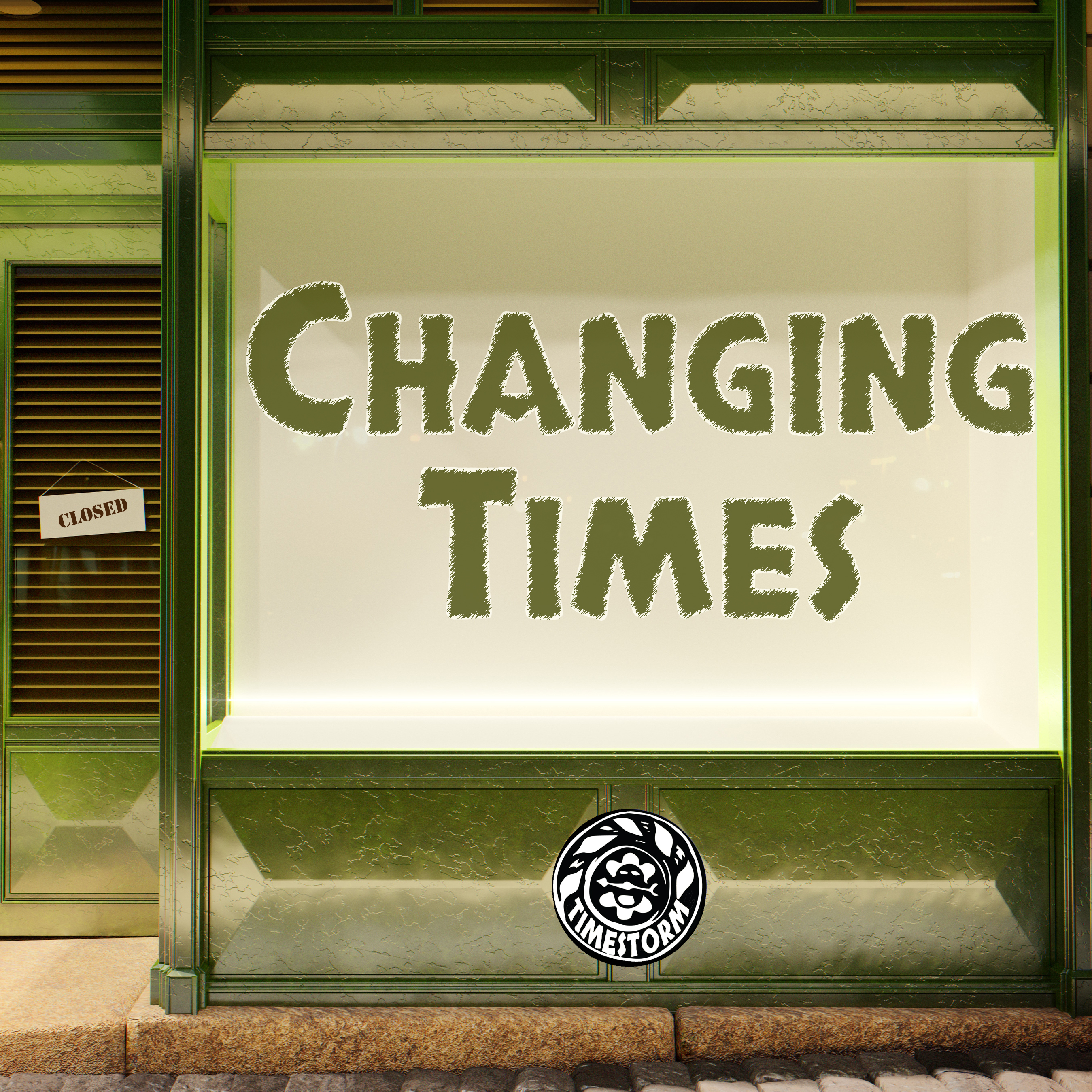 Episode 8: Changing Times
