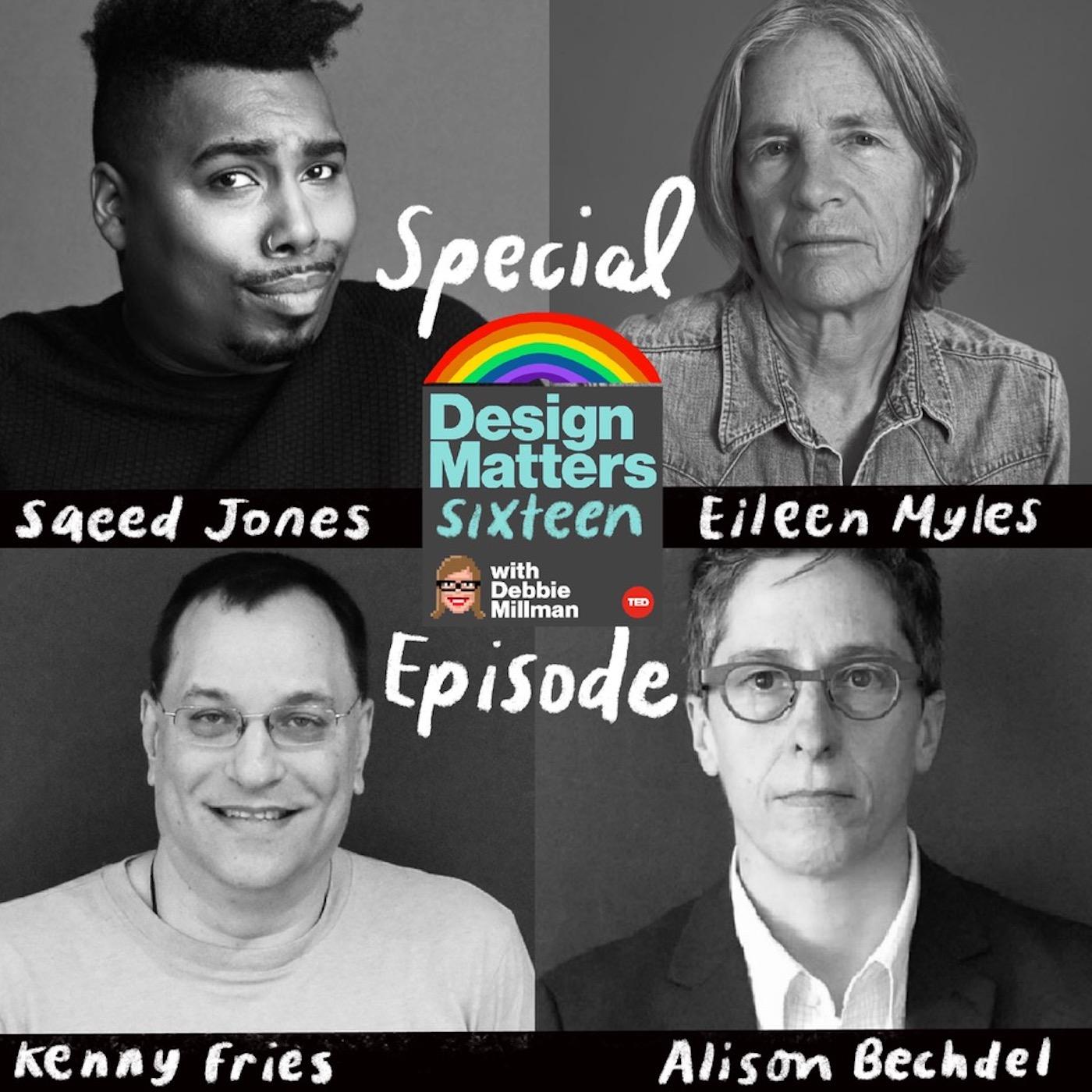 Design Matters: Celebrating Pride
