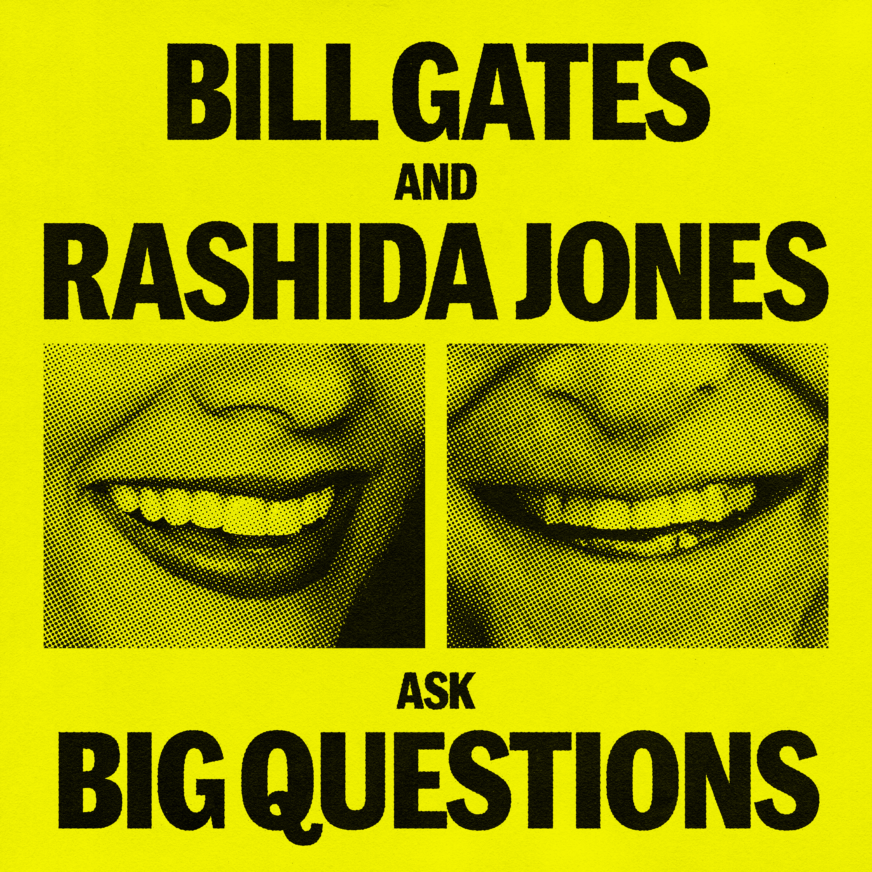 Introducing: Bill Gates and Rashida Jones Ask Big Questions | Trailer