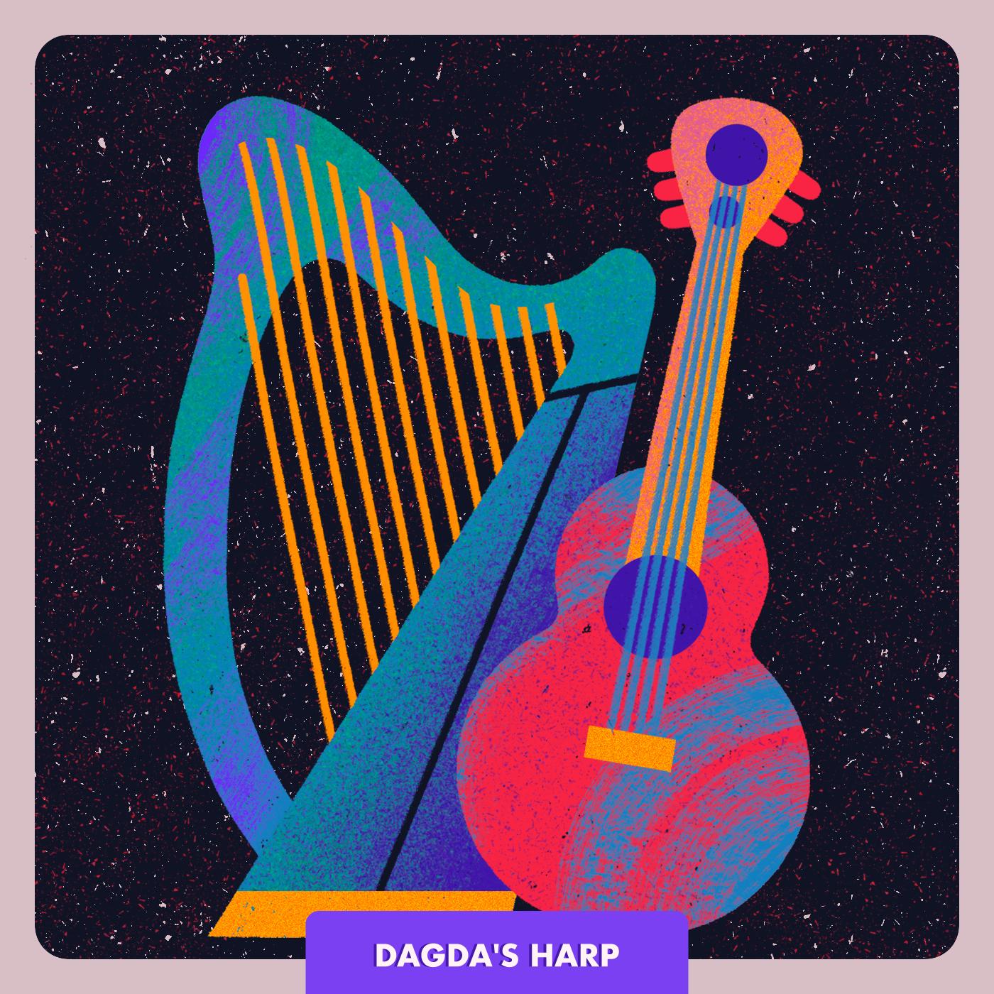 Dagda's Harp