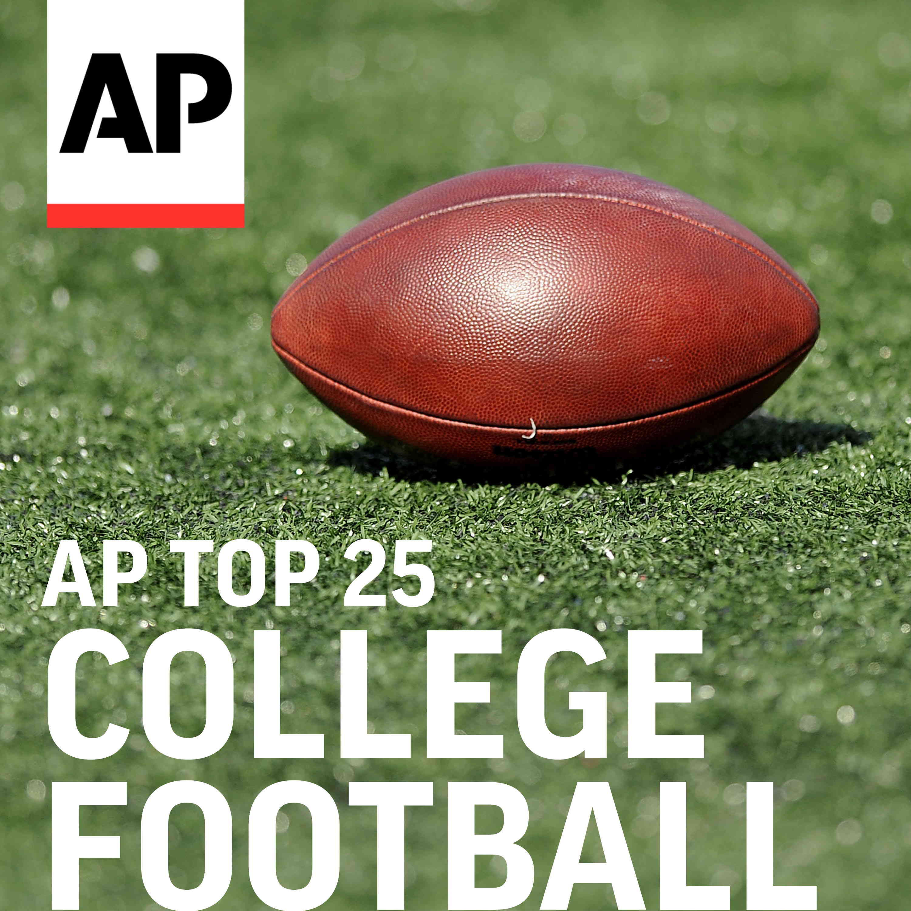 AP Top 25 College Football Podcast | Free Listening on ...