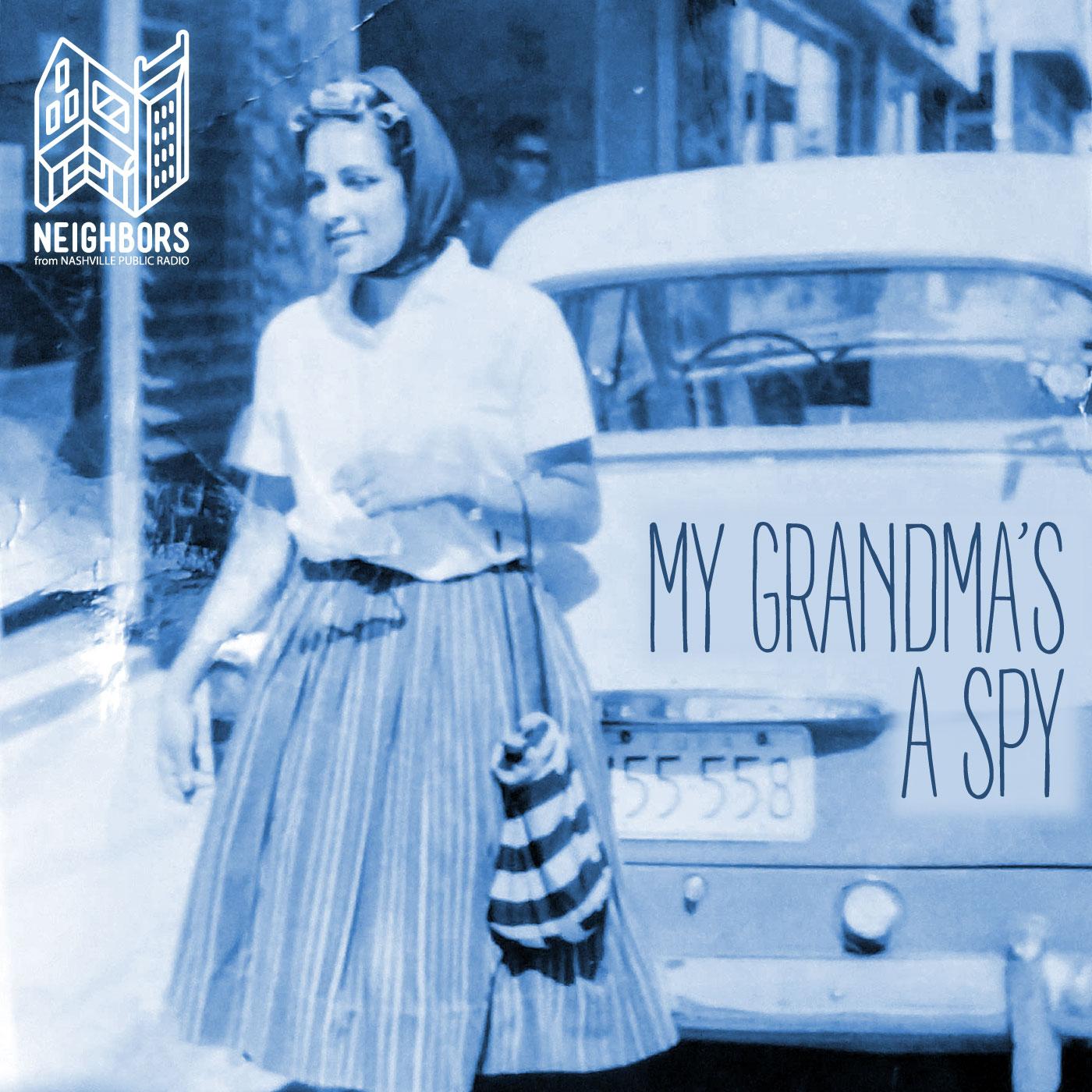 My Grandma's A Spy Image