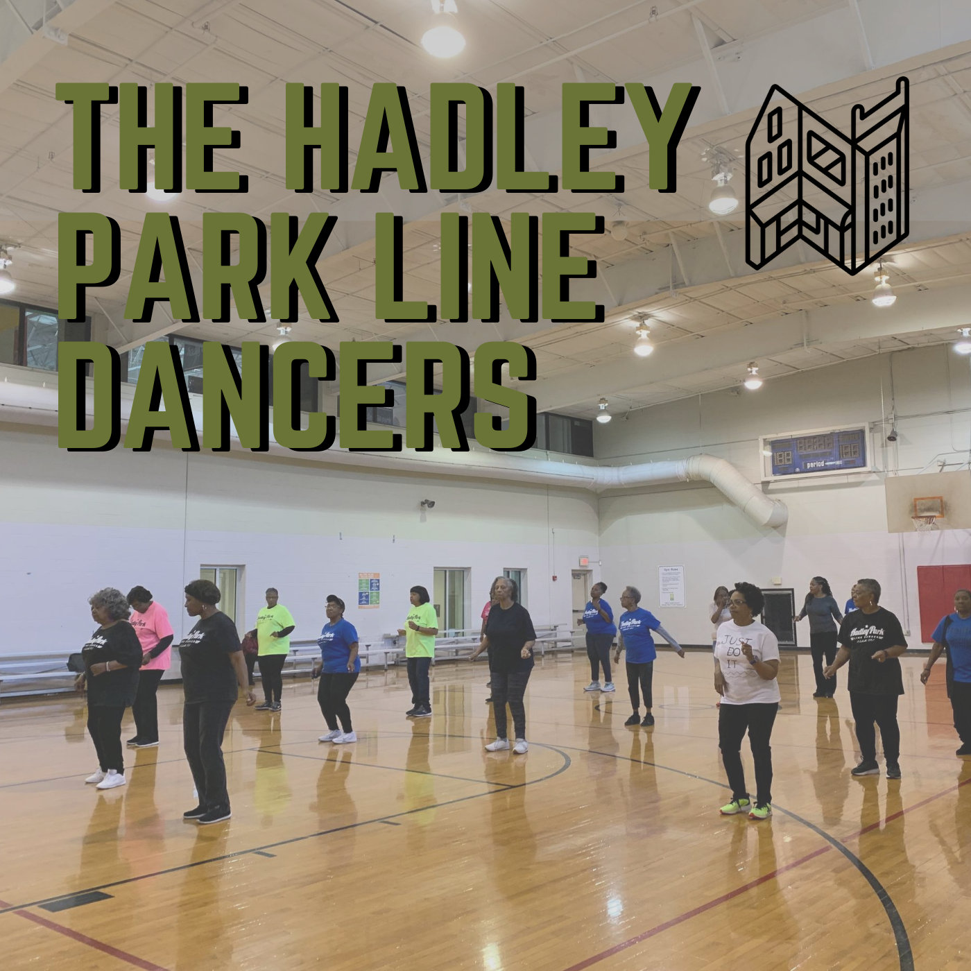 The Hadley Park Line Dancers