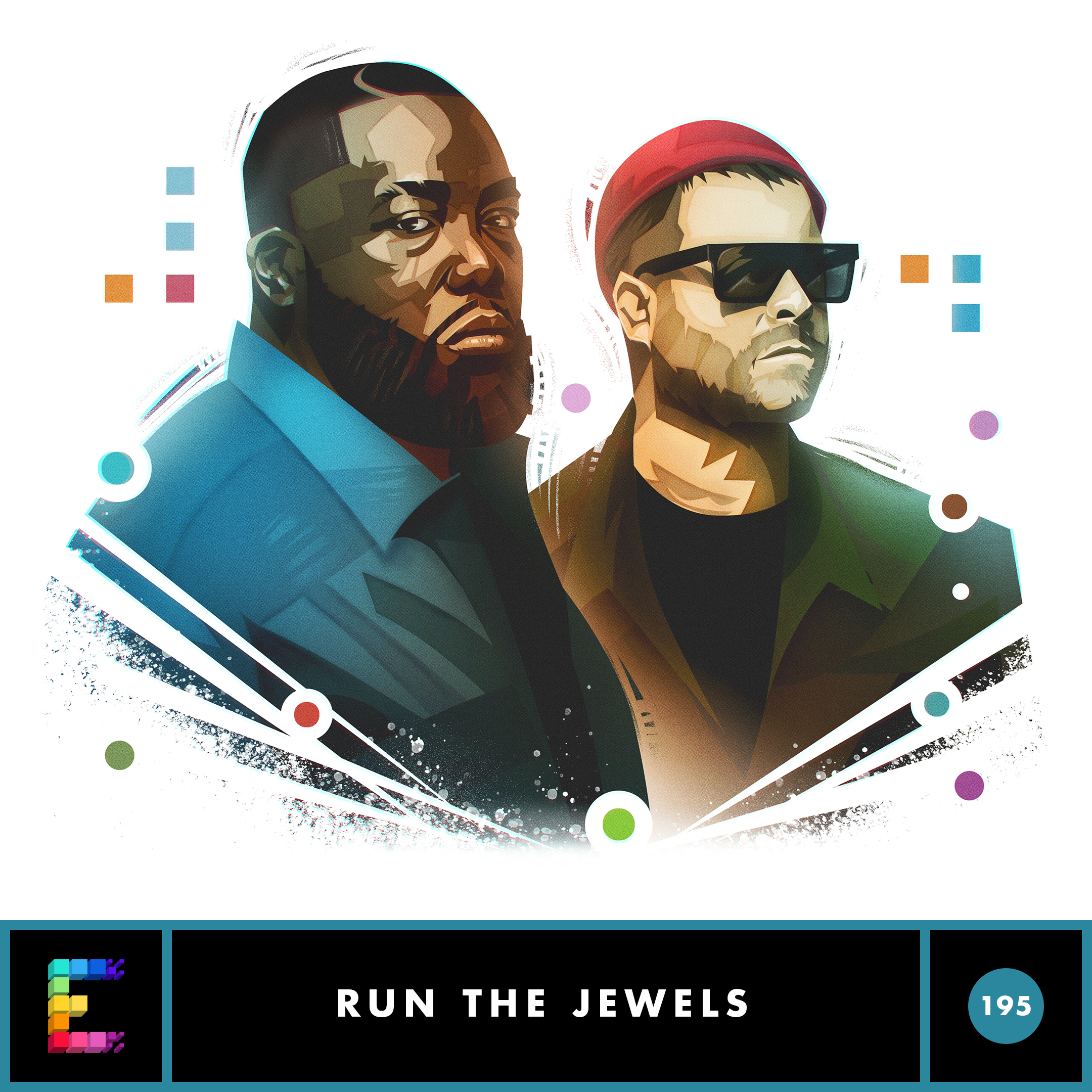 Run the Jewels - JU$T