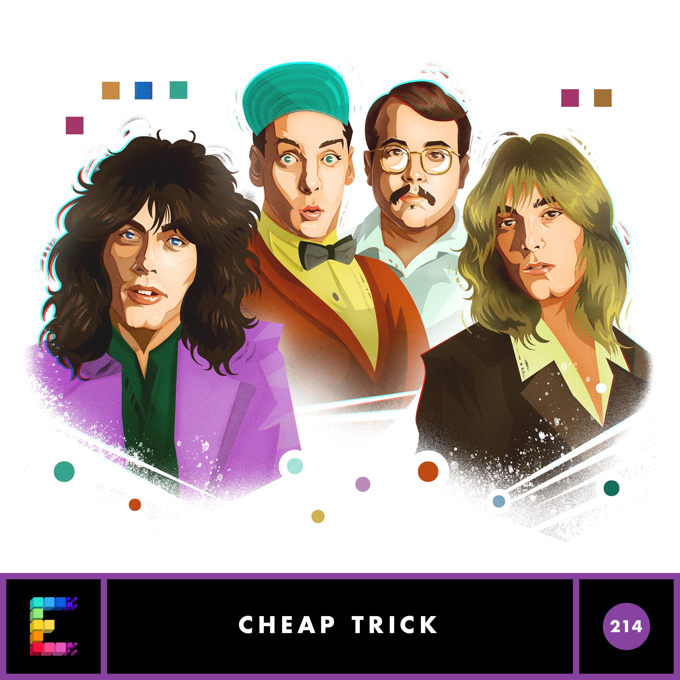 Cheap Trick - Surrender