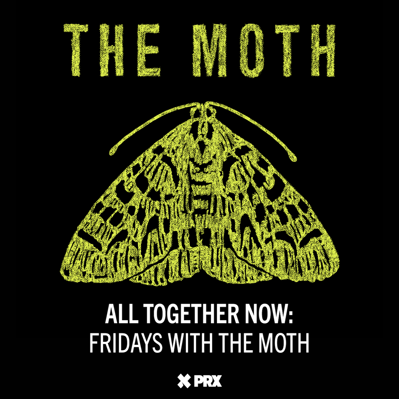 All Together Now: Fridays with The Moth - Anthony Brinkley